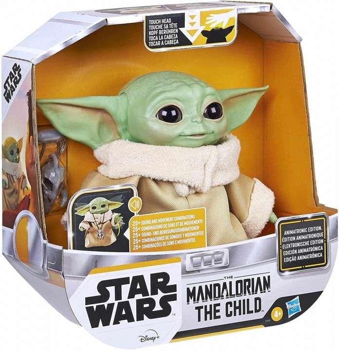 Star Wars The Child Animatronico - 0