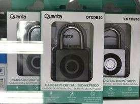 Candado Digital Biométrico Quanta - 0