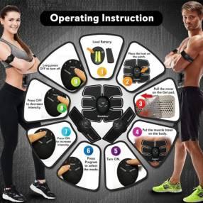 Smart Fitness Body 5 En 1 Electroestimulador