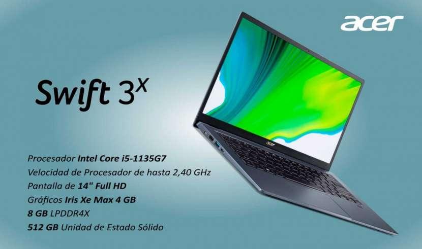 Notebook Acer Swift 3X Intel Core i5 - 0