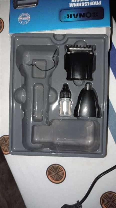Afeitadora 3 en 1 Sonar - 1