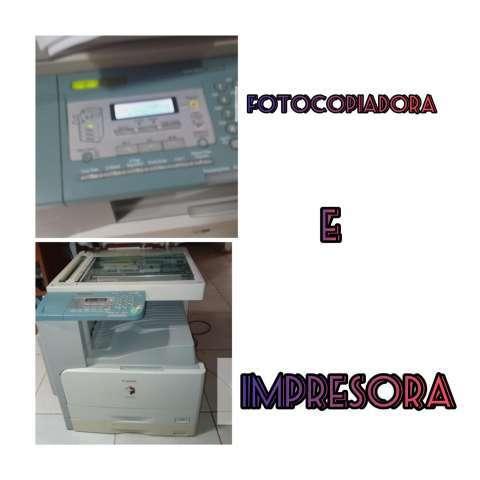Fotocopiadora Canon - 0