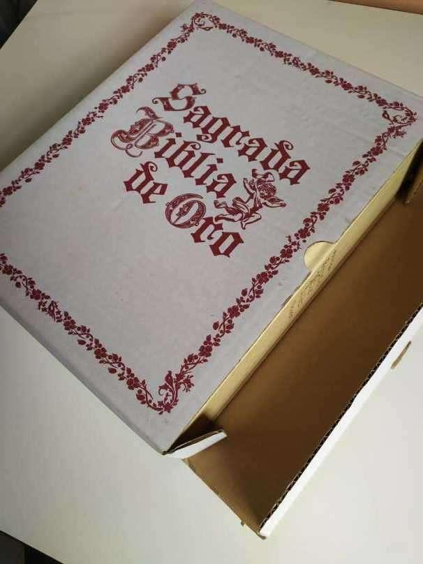 Biblia Sagrada de Oro - 5