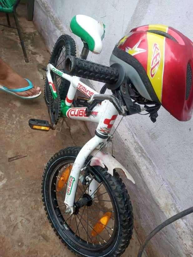 Bicicleta alemán - 1
