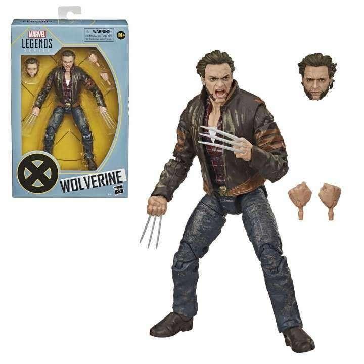 X-Men Marvel Legends Wolverine - 0