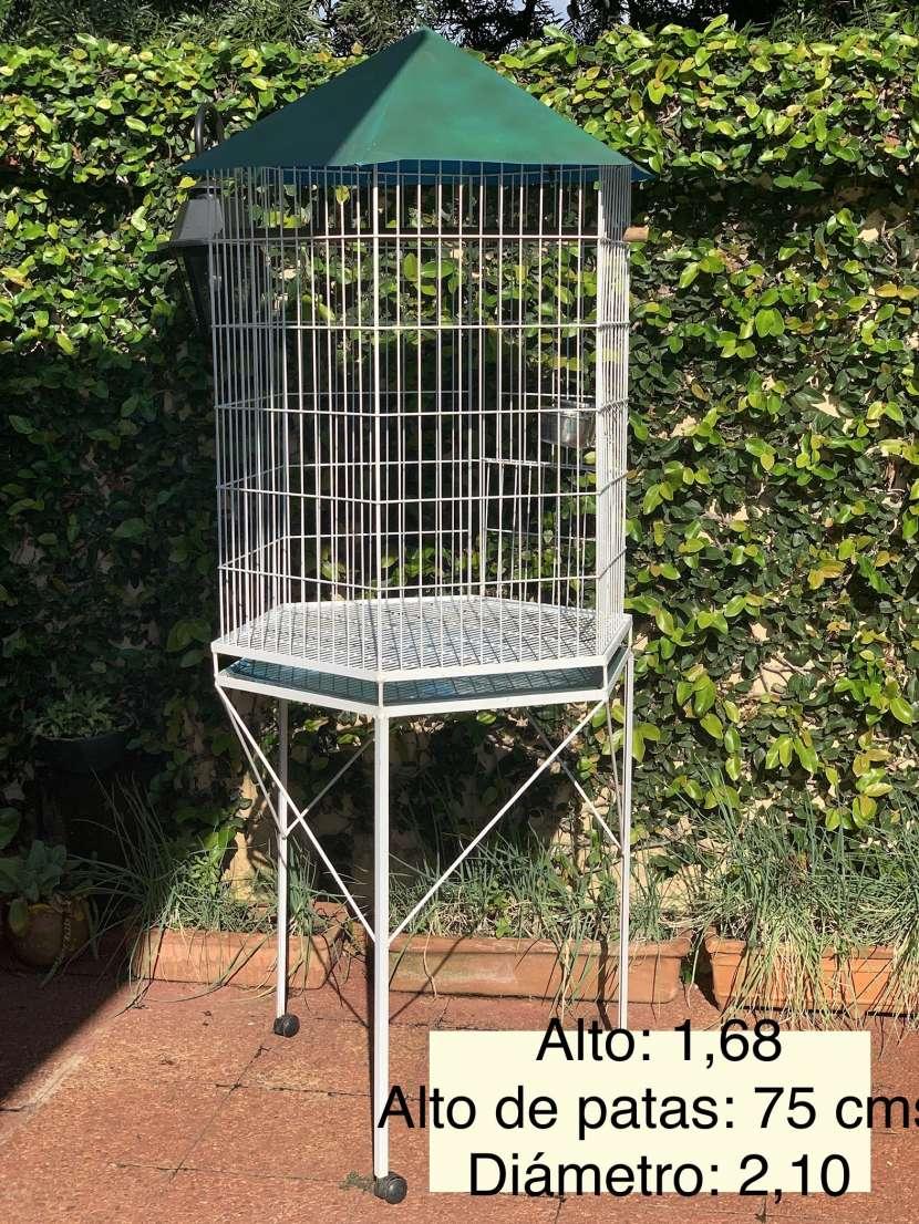Jaula para aves - 0