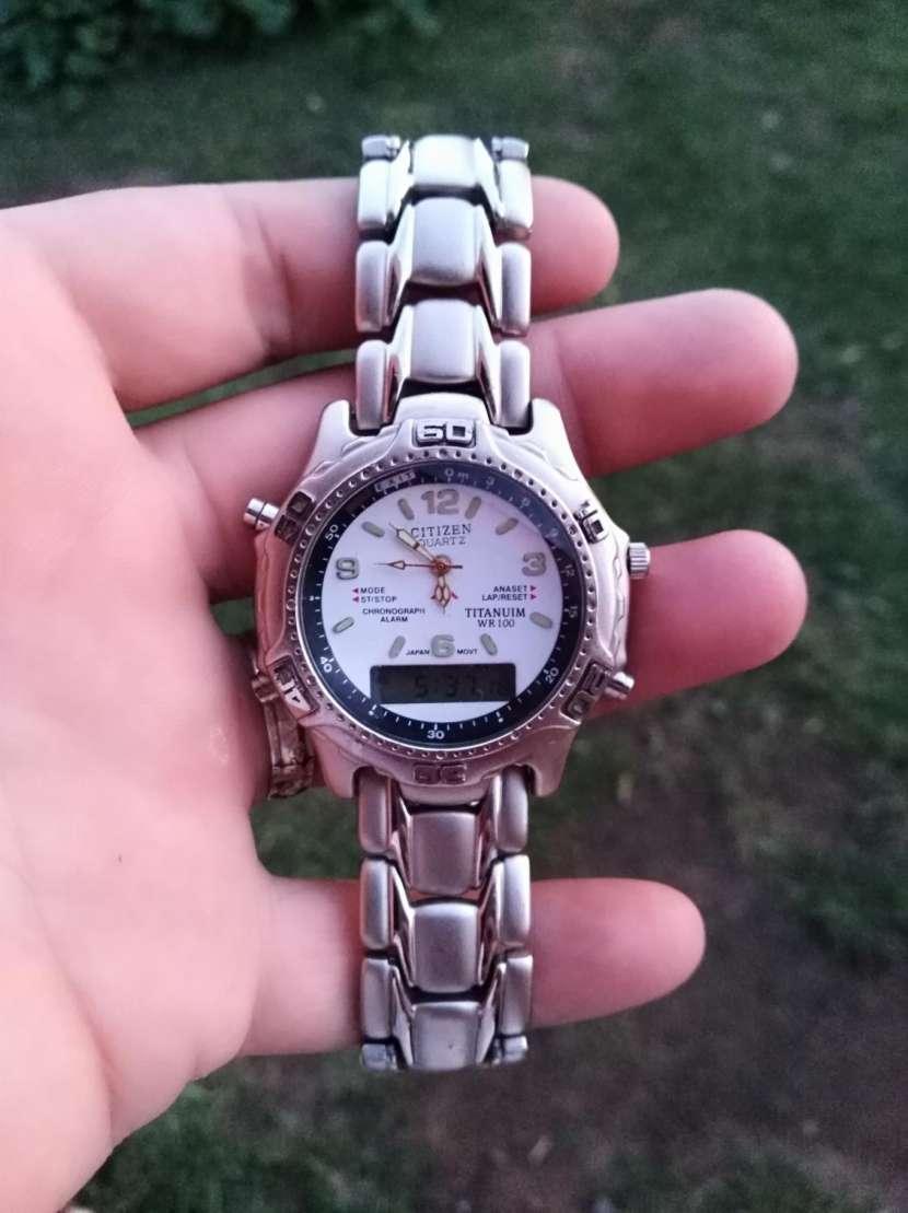 Reloj citizen titanium - 0