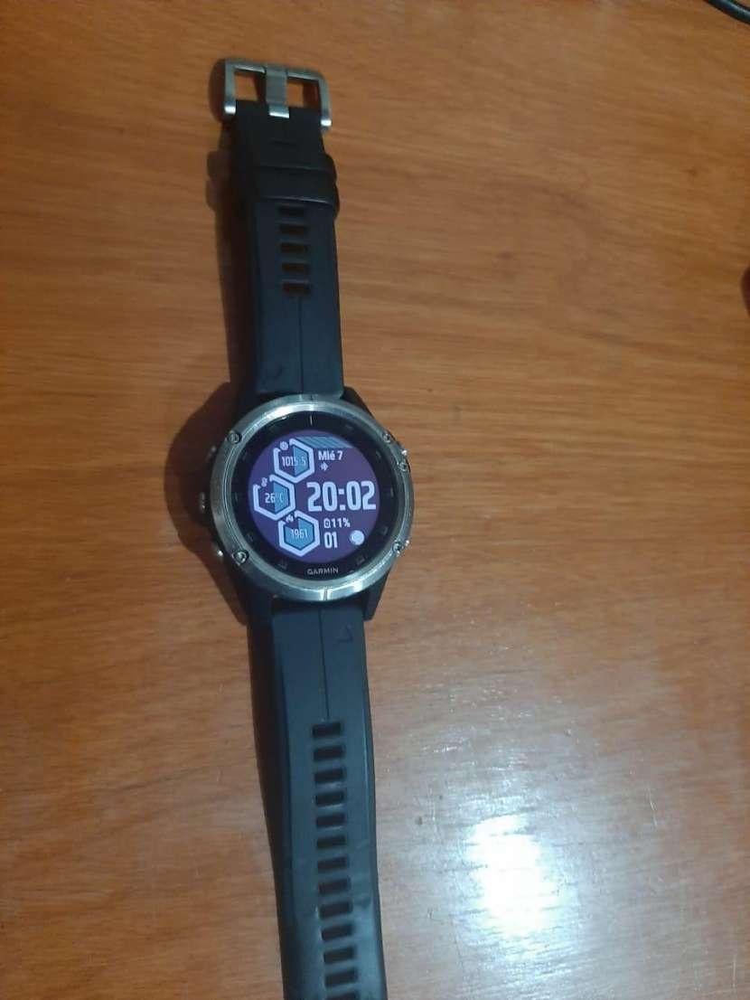 Reloj Inteligente Garmin Fenix 5 Plus - 0