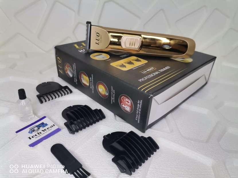 Barbeador profesional Luo - 1