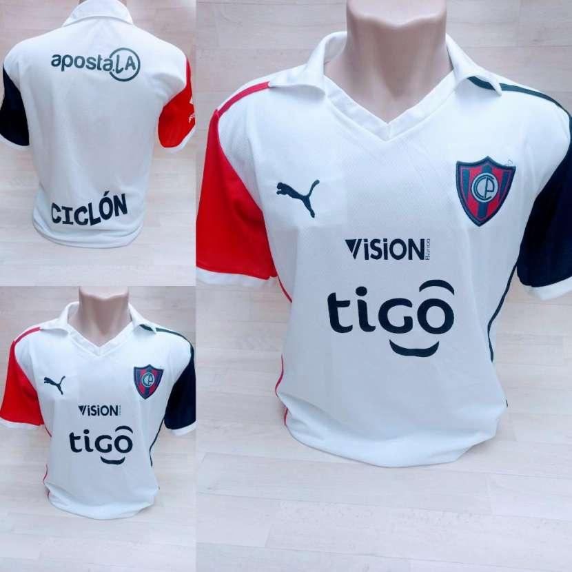 Camisetas de Cerro y Olimpia talle P M G y GG - 1