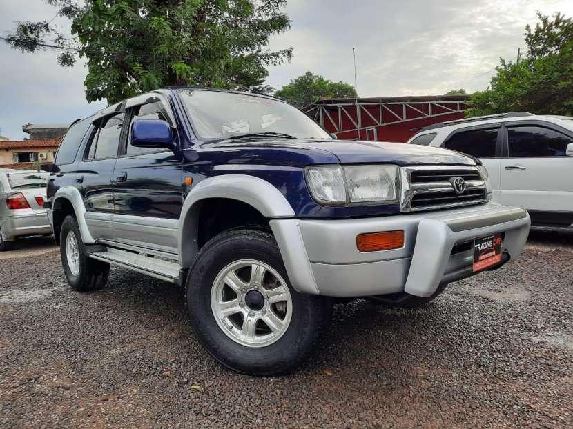 Toyota Hilux surf 1996 - 1