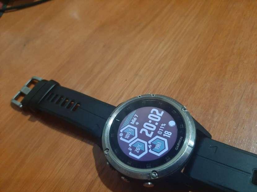 Reloj Inteligente Garmin Fenix 5 Plus - 1