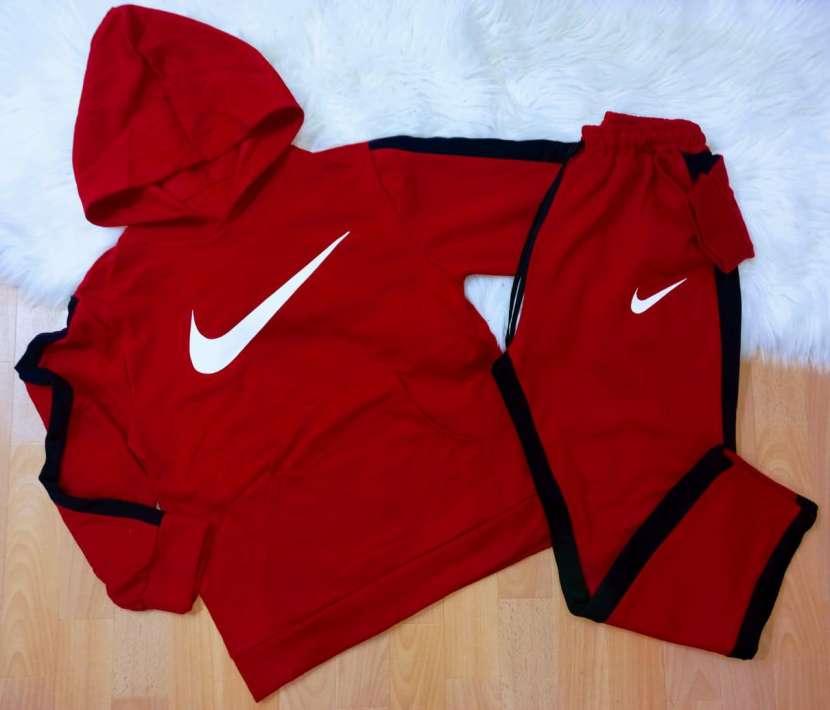 Conjuntos Nike frizado M G y GG - 1