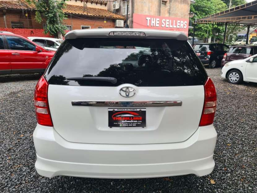 Toyota wish 2005/6 - 4