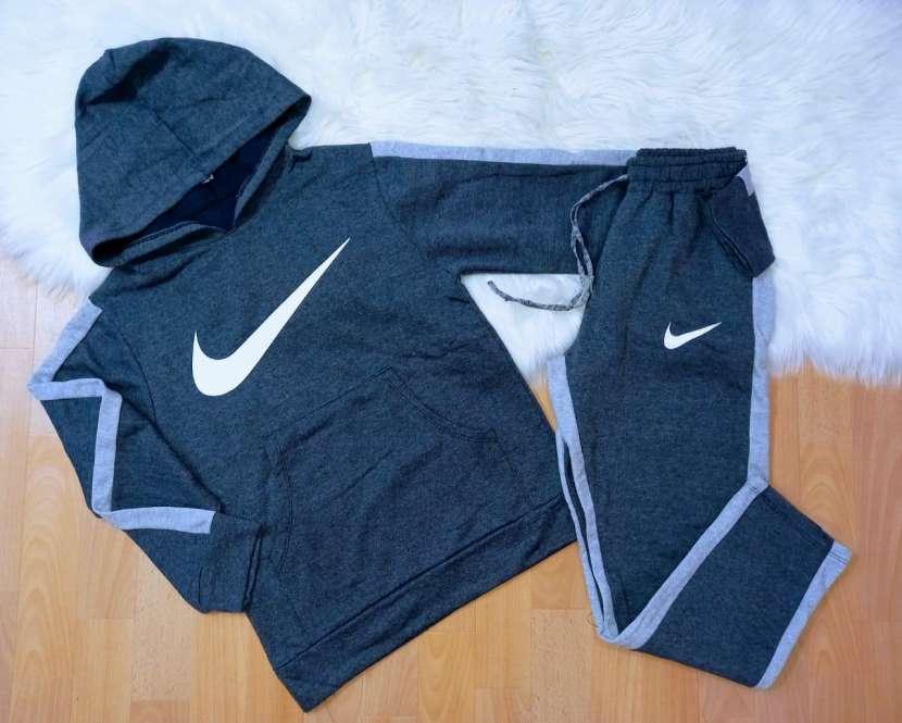 Conjuntos Nike frizado M G y GG - 4