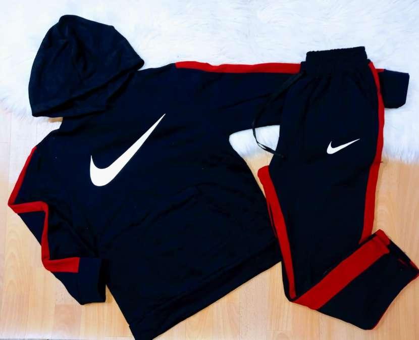 Conjuntos Nike frizado M G y GG - 5