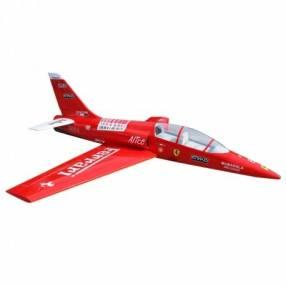 Avión jet piloto dolphin 71 con control remoto