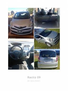 Toyota Ractis 2009