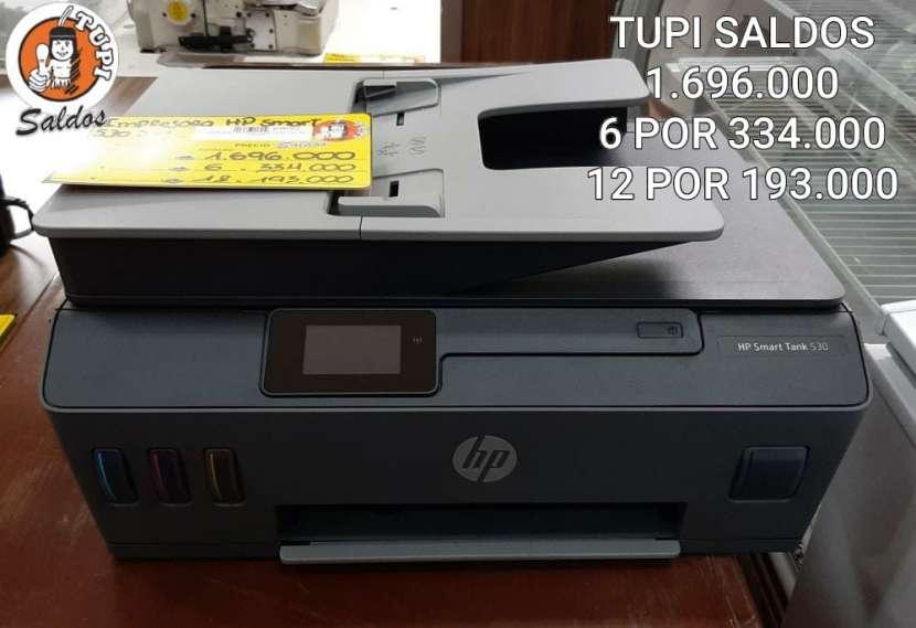 Impresora HP Smart Tank - 0