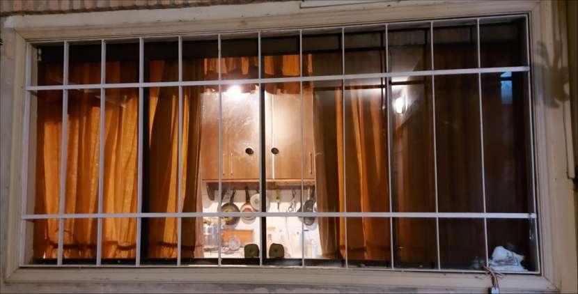 Ventana vidrio templado polarizado - 1
