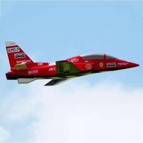 Avion jet legend viper ferrari control remoto - 1