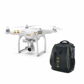 DRONE DJI Phantom 3 SE + Mochila Kit Básico