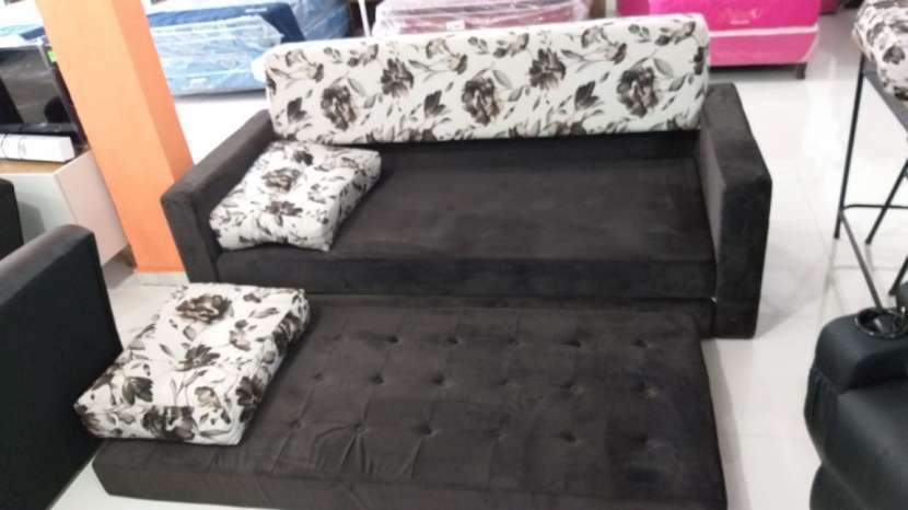 Sofá cama malibu abba (2255) - 1