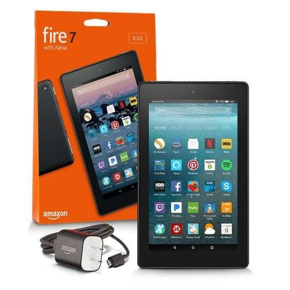 Amazon Tablet Fire 7 - 0