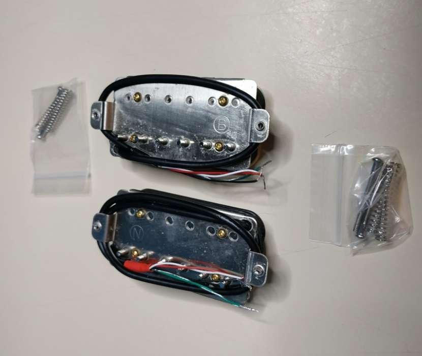Pastillas Humbucker Alnico 5 para guitarra eléctrica - 1