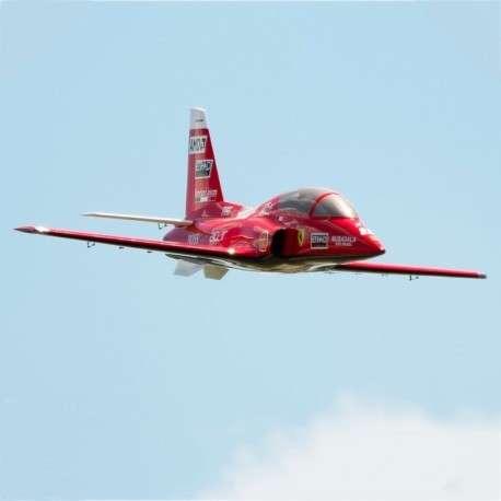 Avion jet legend viper ferrari control remoto - 0
