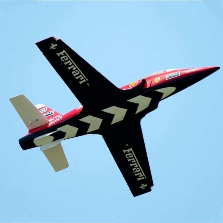 Avion jet legend viper ferrari control remoto - 3