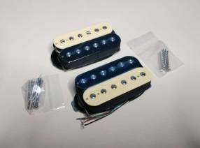 Pastillas Humbucker Alnico 5 para guitarra eléctrica
