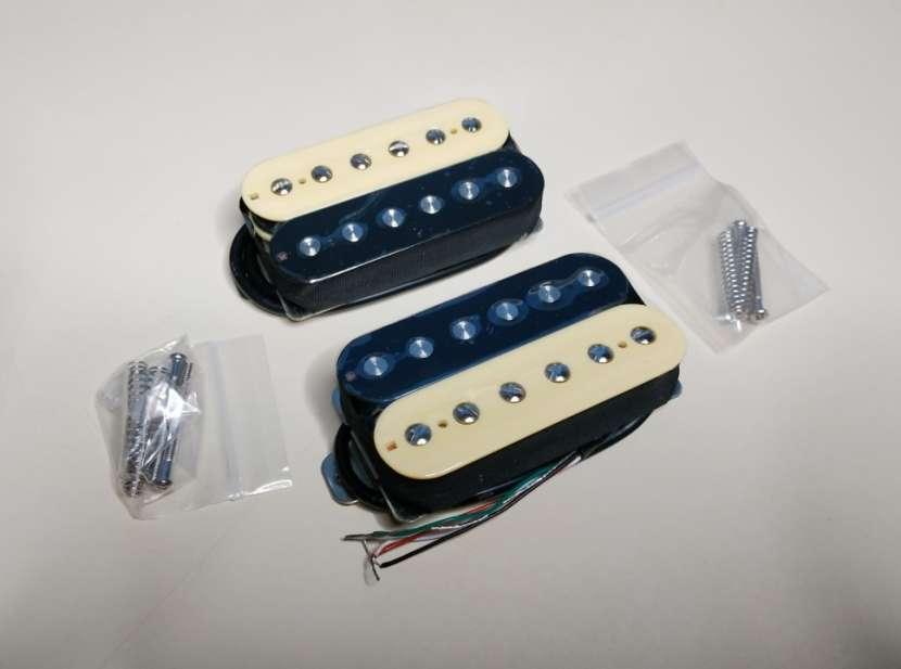 Pastillas Humbucker Alnico 5 para guitarra eléctrica - 0