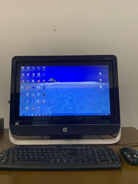 PC HP Pavilion táctil - 0