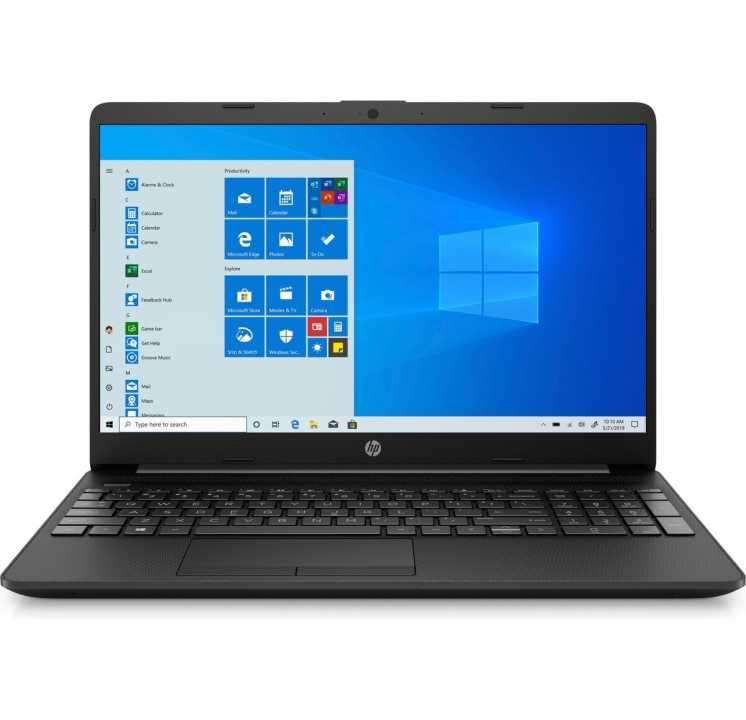 HP 15-gw0025la, AMD Ryzen 5-3450U, 4GB memoria, 256GB SSD, - 0