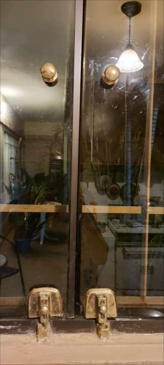 Ventana vidrio templado polarizado - 0