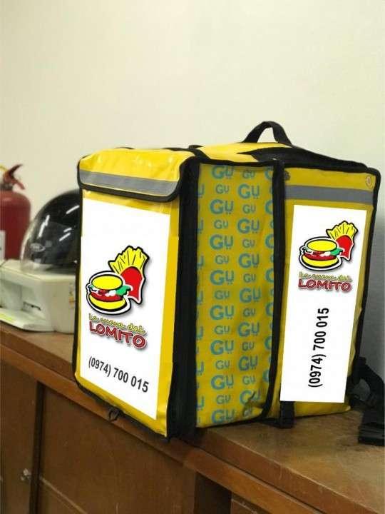 Mochilas para delivery - 3