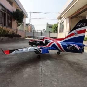 Avion jet legend viper 2010 con control remoto