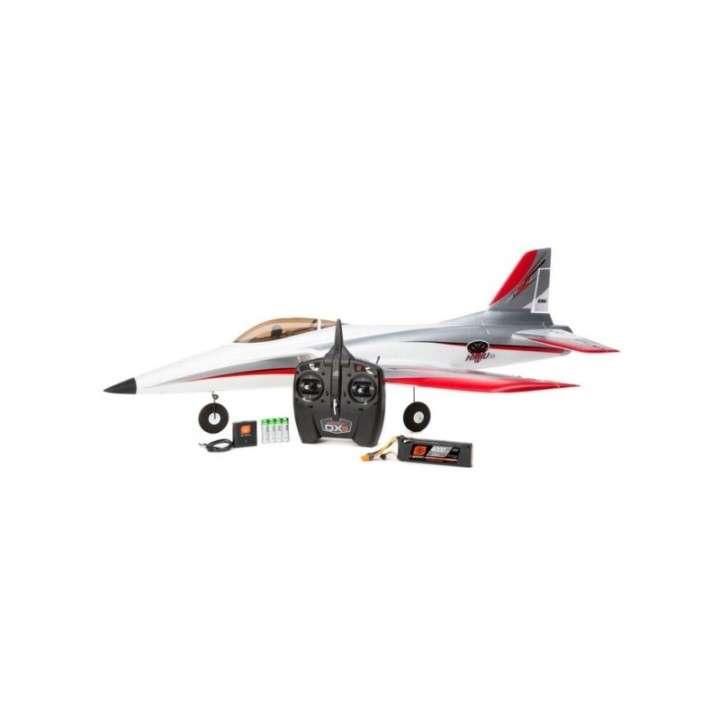 Avion jet rtf con control remoto - 2