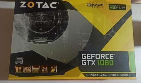 Zotac GTX 1080 mini - 0
