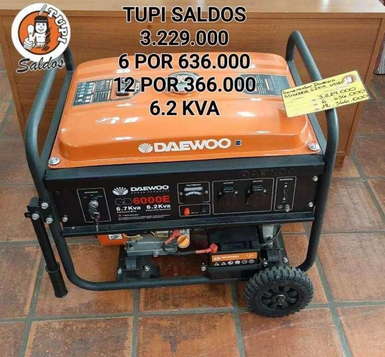Generador Daewoo - 0