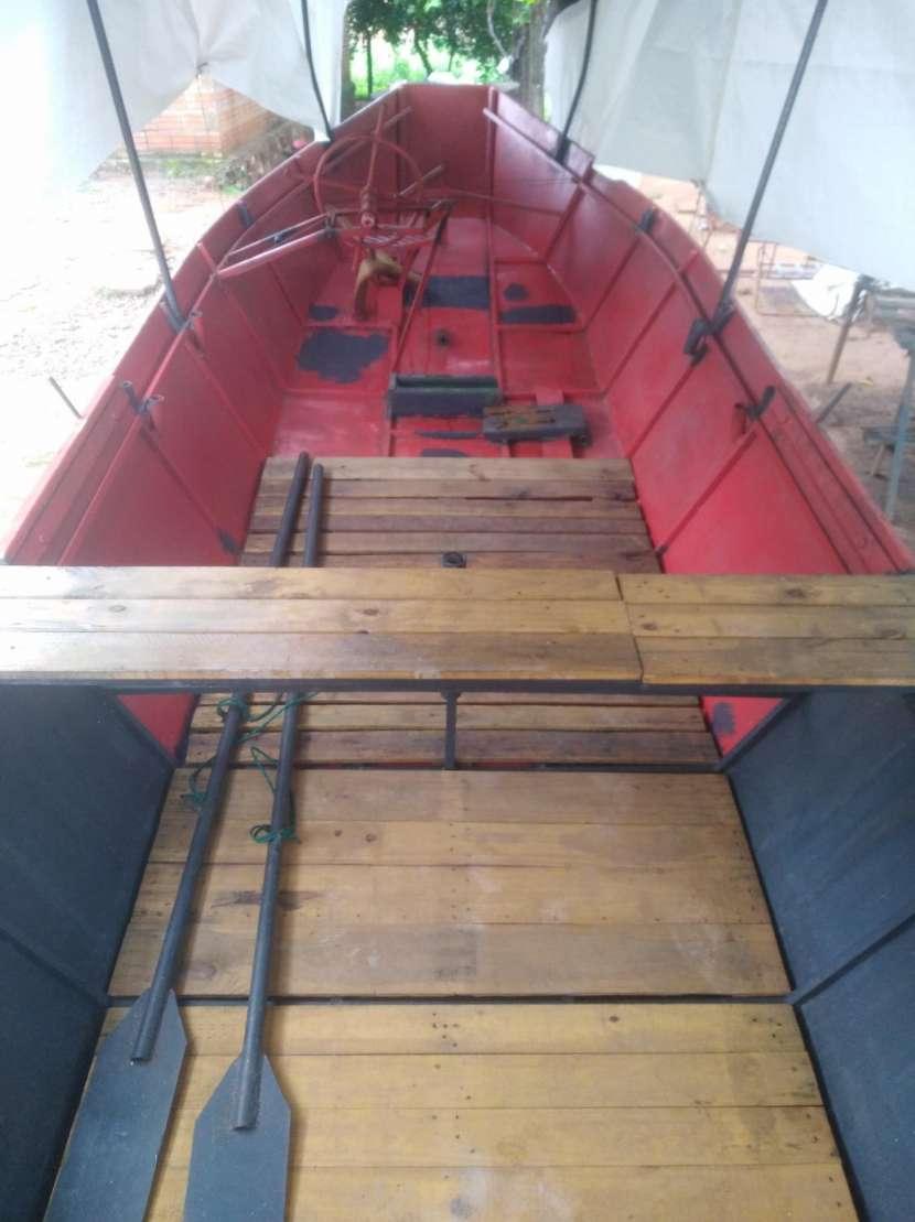 Bote de chapa - 3