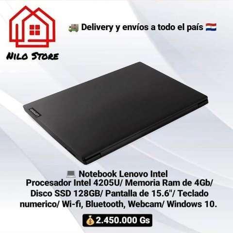 Notebook Lenovo ideapad - 2