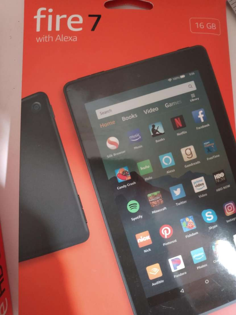 Tablet Amazon Fire 7 de 16 gb - 0