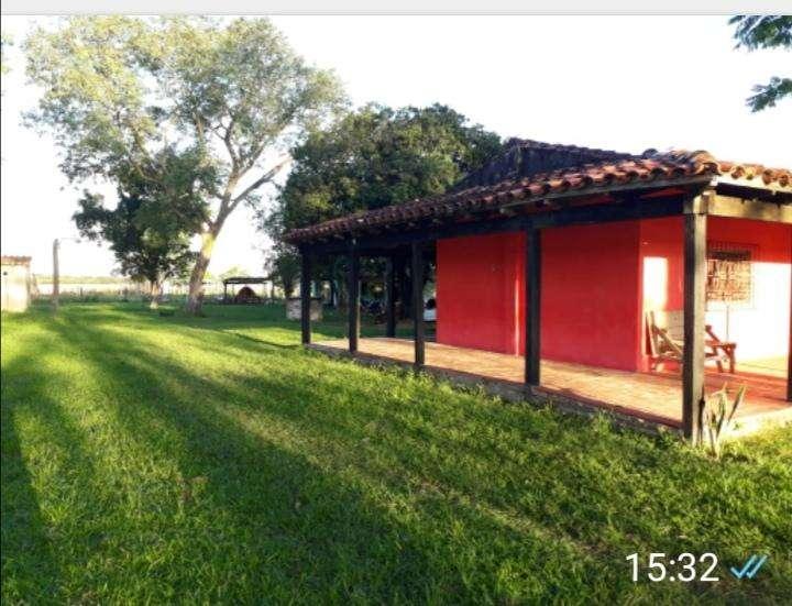 Terreno 576 has de campo natural casa patronal con arroyo - 0