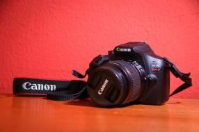 Cámara Fotográfica Canon Rebel T7