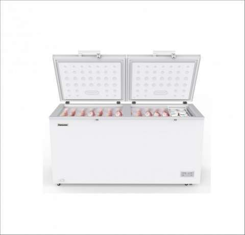 Congelador consumer 550 litros 2 puertas tapa ciega (3449) - 1