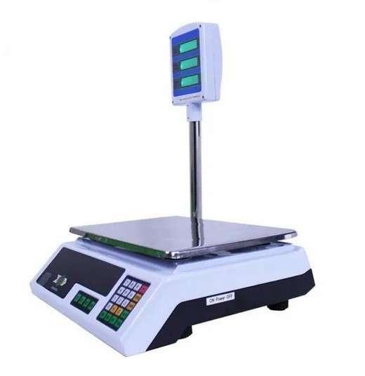 Balanza electrónica Bionica con torre - 0