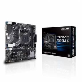 Placa Madre Asus Prime A520M-K