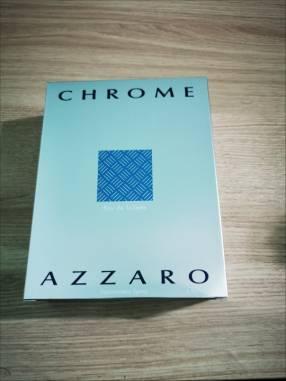 Perfume Azzaro Chrome 200 ml